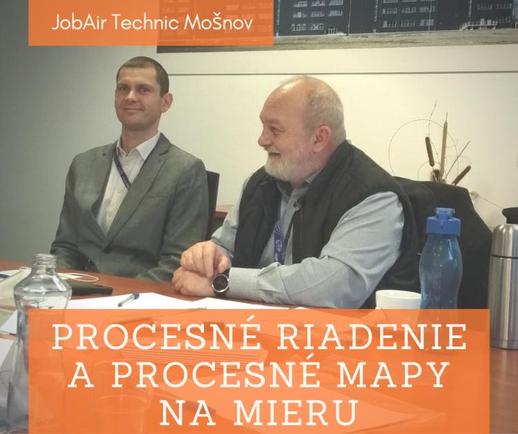 procesné riadenie a procesné mapy na mieru
